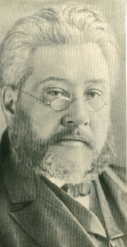 Picture of C. H. Spurgeon
