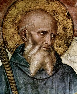 Picture of St. Benedict