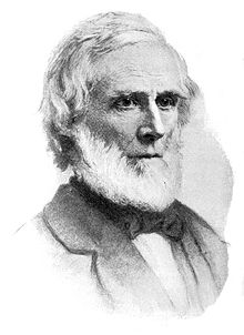 Picture of Horace Bushnell