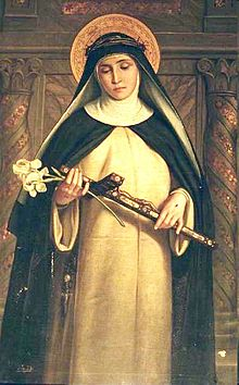 Picture of St. Catherine of Siena