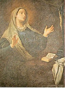 Picture of St. Catherine of Genoa
