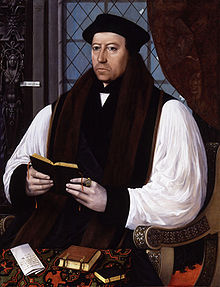 Picture of Thomas Cranmer