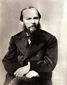 Picture of Fyodor Dostoevsky