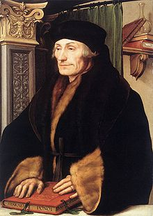 Picture of Desiderius Erasmus