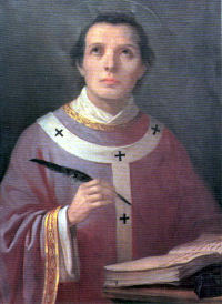 Picture of St. Anselm