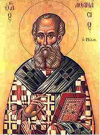 Picture of St. Athanasius