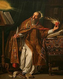Picture of St. Augustine
