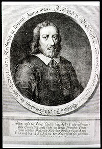 Picture of Jakob Boehme