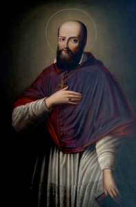 Picture of St. Francis of Sales