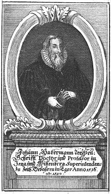 Picture of Johann Habermann