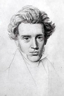 Picture of Soren Kierkegaard