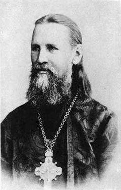 Picture of St John of Kronstadt