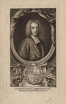 Nathaniel Lardner