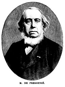 Picture of E. de Pressensé