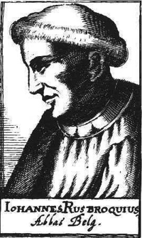 Picture of St. John of Ruysbroeck
