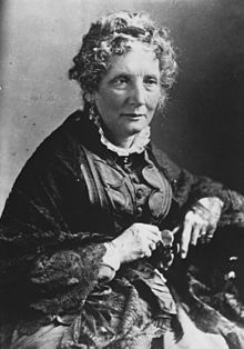 Picture of Harriet Beecher Stowe
