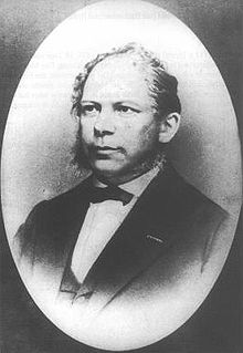 Picture of Constantin von Tischendorf