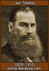 Picture of Leo Tolstoy