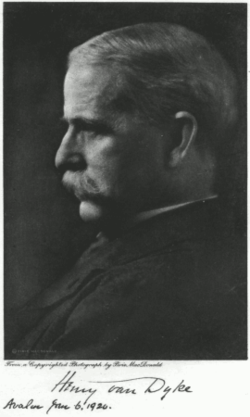 Picture of Henry Van Dyke
